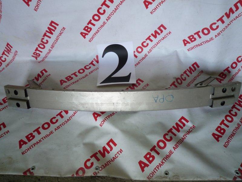 Усилитель бампера Toyota Opa ACT10, ZCT10, ZCT15 2005 передний