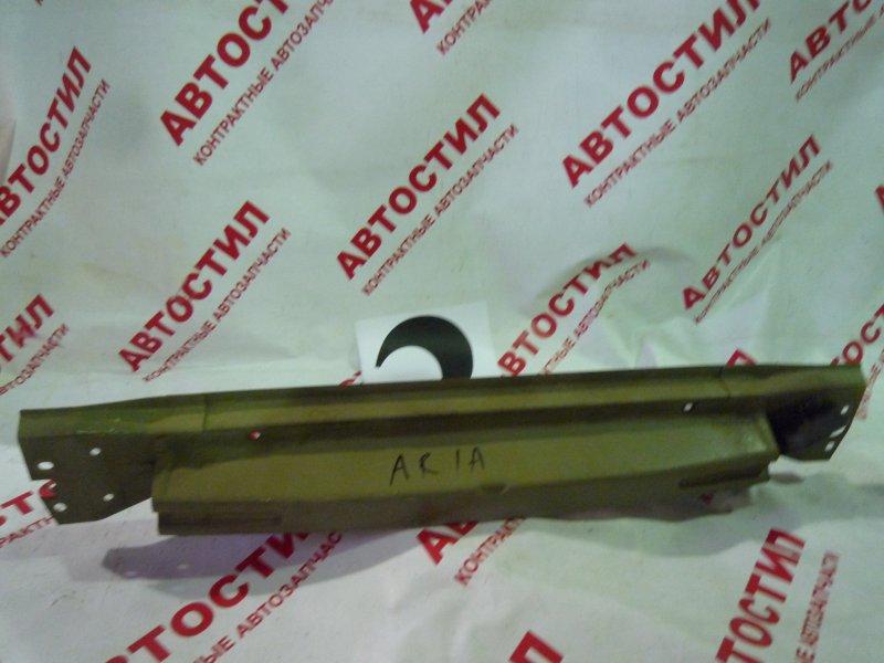Усилитель бампера Honda Fit Aria GD6, GD7, GD8, GD9 2005 передний