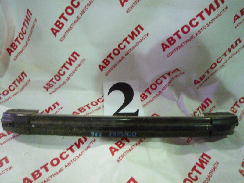 Усилитель бампера Honda Odyssey RA6, RA7, RA8, RA9 2001 передний