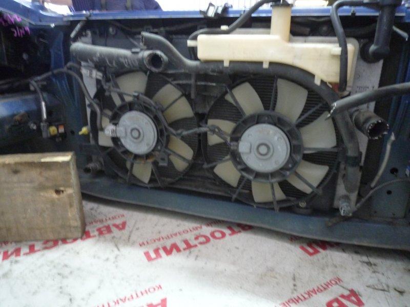 Радиатор основной Toyota Prius NHW20 1NZ-FXE 2007