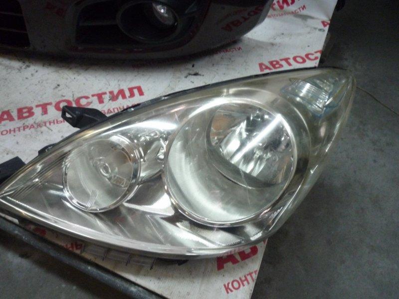 Фара Nissan Note ZE11, E11, NE11 HR15 2009 левая