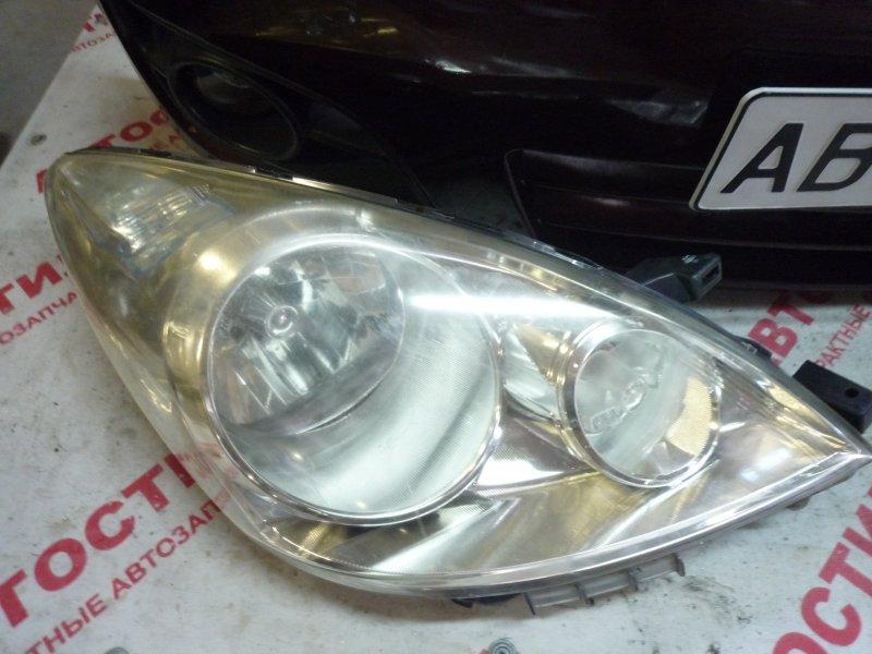 Фара Nissan Note ZE11, E11, NE11 HR15 2009 правая