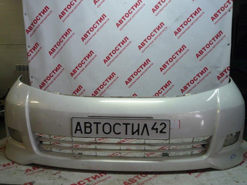 Бампер Toyota Isis ZNM10G, ZNM10W, ANM10G, ANM10W, ANM15G, ANM15W,ZGM10G, ZGM10W, ZGM11G, ZGM11W, ZGM15G, ZGM15W 1AZ 2006 передний