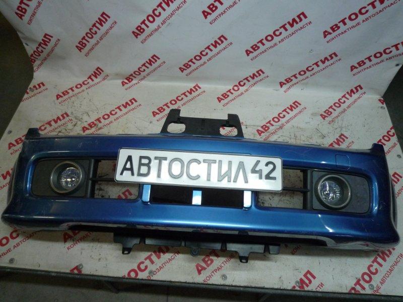 Бампер Nissan Cube BNZ11, BZ11, YZ11 CR14 2005