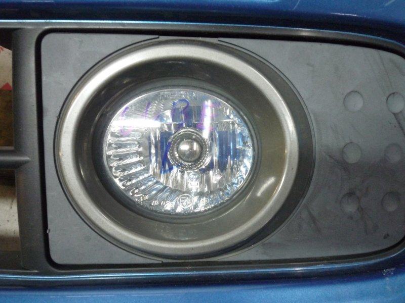 Туманка Nissan Cube BNZ11, BZ11, YZ11 CR14 2005 левая