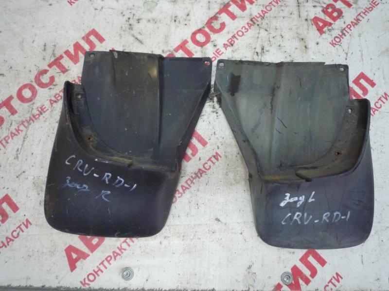 Брызговик Honda Crv RD1, RD2 B20B 1999 задний