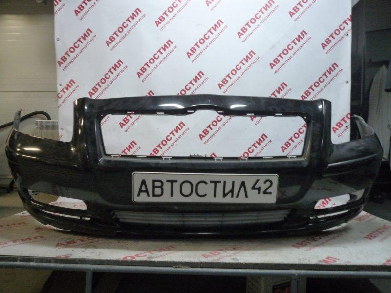 Бампер Toyota Avensis AZT250, AZT251, AZT255,AZT250W, AZT251W, AZT255W 1AZ 2003 передний