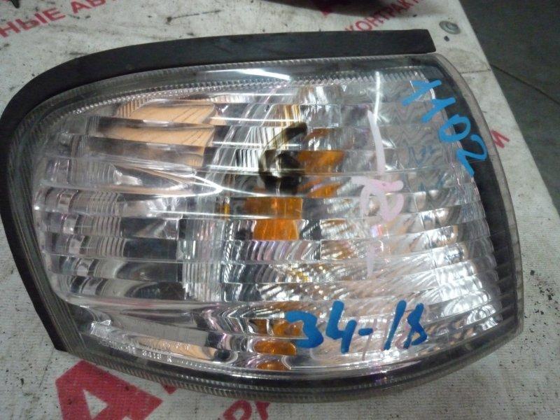 Габарит Nissan Sunny B15, FB15, FNB15, JB15, QB15, SB15 QG15 2000 правый