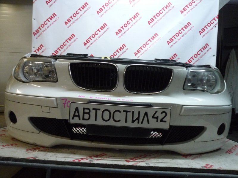 Nose cut Bmw 1-Series E87 N45B16 2005