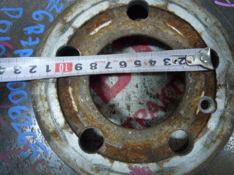Тормозной диск Volkswagen Polo 6R1 CDDA, CLPA, CGGB ,CBZB,CGPA,CGPB 2008-2014 передний