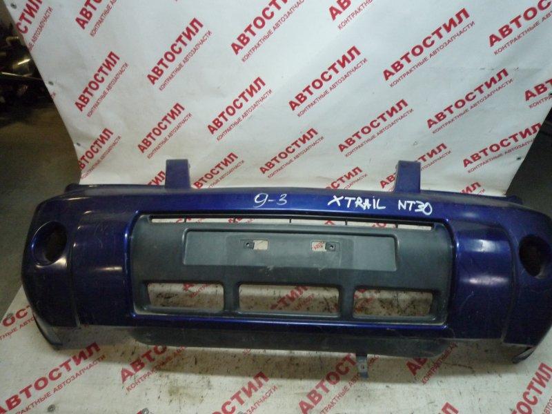 Бампер Nissan Xtrail NT30, T30, PNT30 QR20 2005 передний