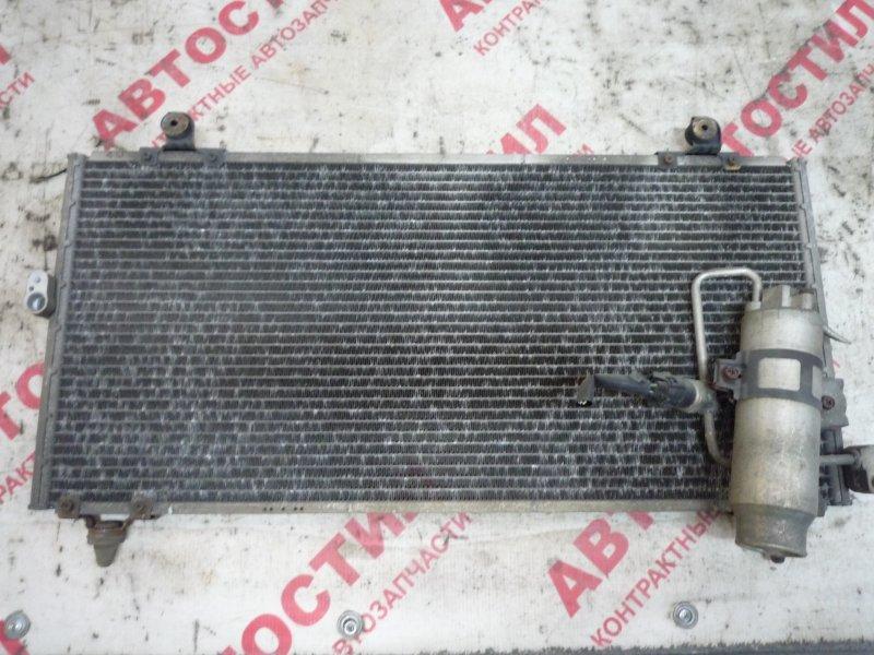 Радиатор кондиционера Toyota Tercel EL51, EL53, EL55, NL50 4E 1998