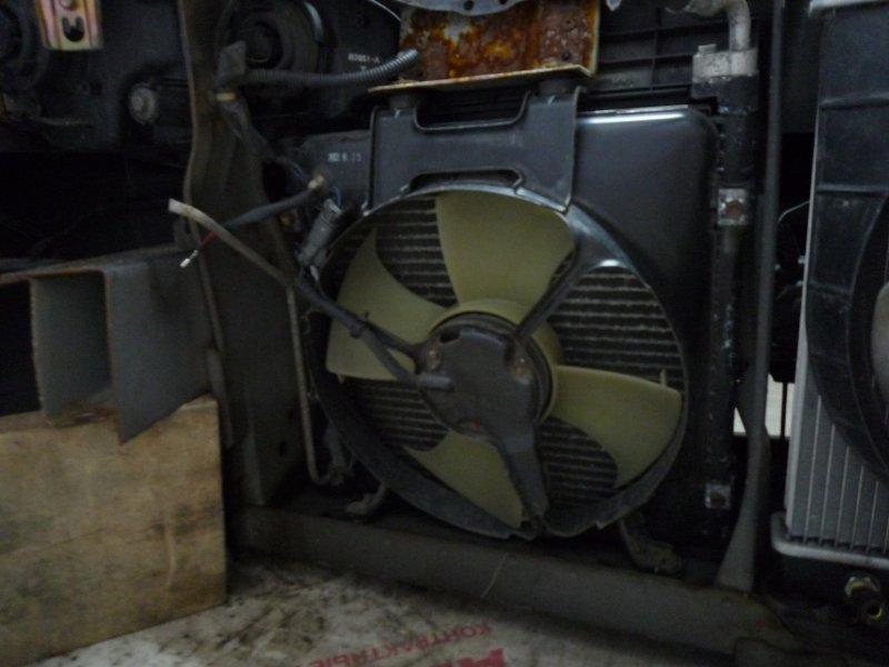 Радиатор кондиционера Honda Hrv GH1, GH2, GH3, GH4 D16A 2003