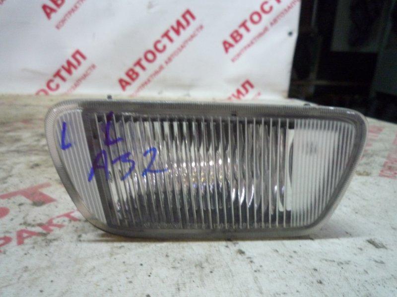 Подсветка боковая Nissan Cefiro A32, HA32, PA32,WA32, WHA32, WPA32 VQ20 1997 левая