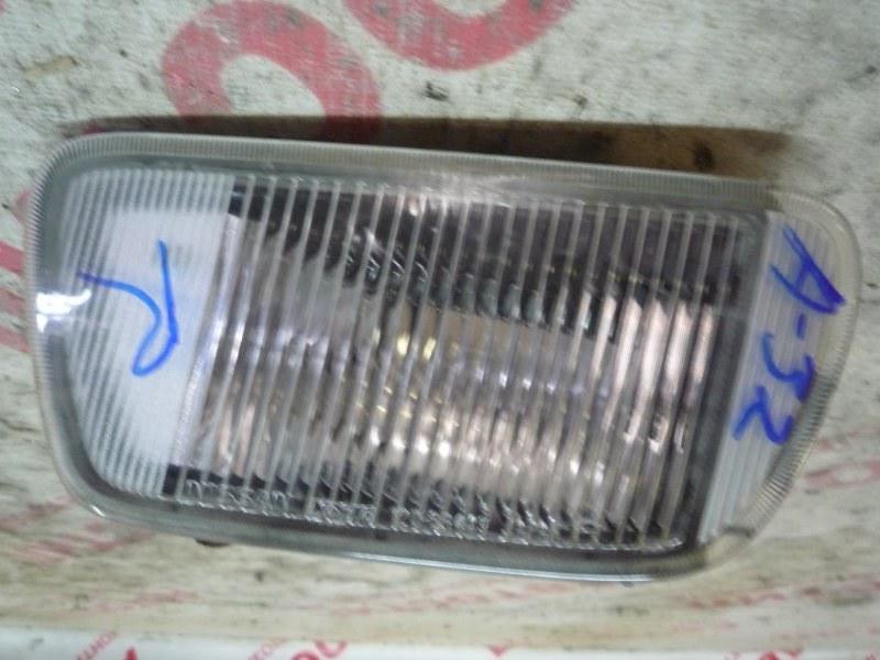 Подсветка боковая Nissan Cefiro A32, HA32, PA32,WA32, WHA32, WPA32 VQ20 1997 правая