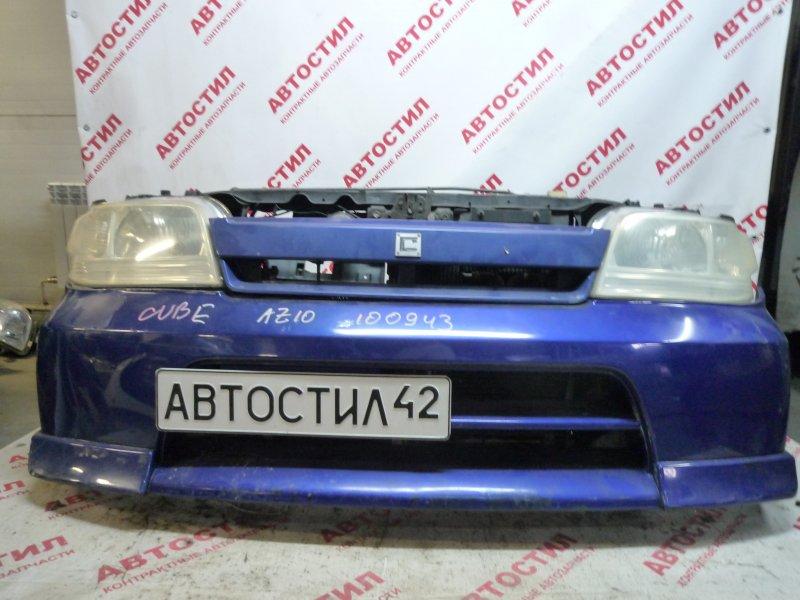 Nose cut Nissan Cube ANZ10, Z10, AZ10 CGA3 2001