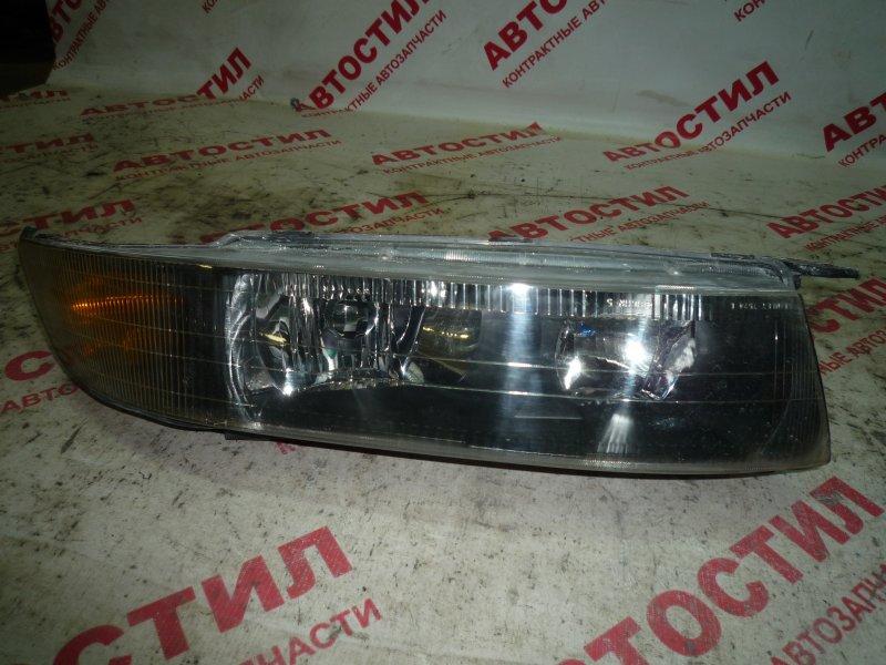 Фара Mitsubishi Galant EA1A, EA3A, EC1A, EC3A, EC5A, EA7A, EC7A 4G94 2000 левая