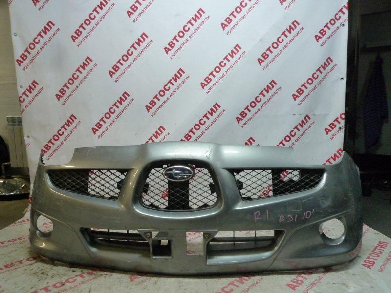 Бампер Subaru R1 RJ1, RJ2 EN07 2005-2010 передний