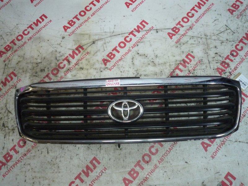 Решетка радиатора Toyota Land Cruiser 100 UZJ100W, HDJ101K, HDJ100L, UZJ100L 1HDFTE 2000