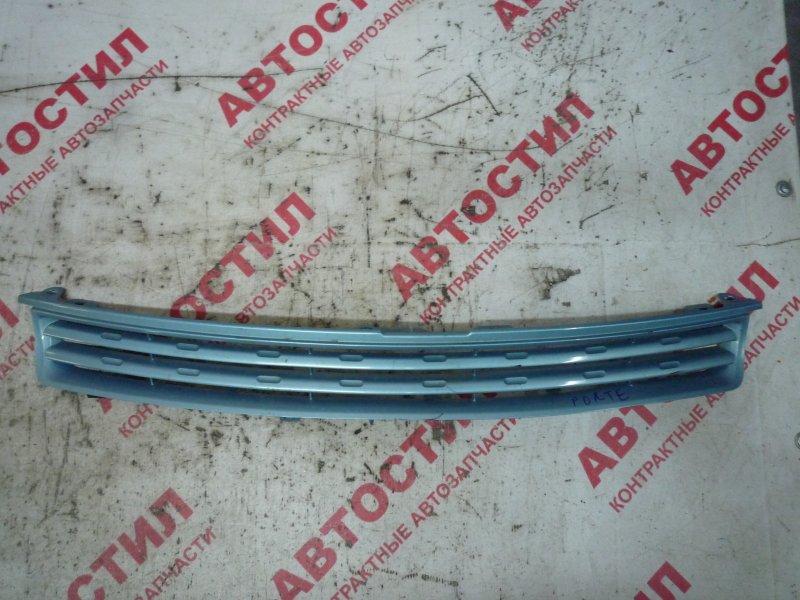 Решетка радиатора Toyota Porte NNP10, NNP11, NNP15 1NZ 2005-2012