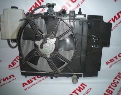 Радиатор основной Nissan Note ZE11, E11, NE11 HR15 2009