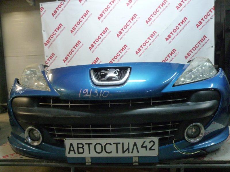 Nose cut Peugeot 207 VF3W 1.6 VTI 16V 120 (EP6) 2007