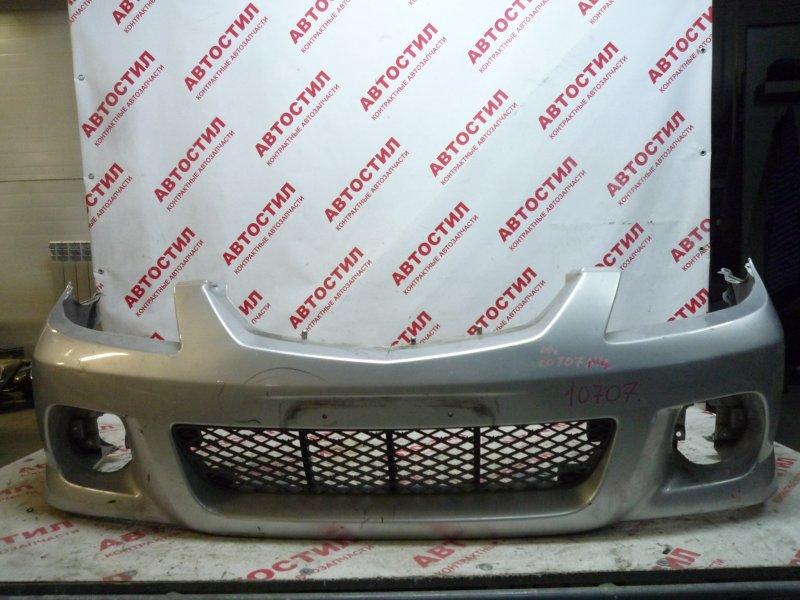 Бампер Mazda Familia BJ3P, BJ5P, BJFP,BJEP,BJ5W, BJ8W, BJFW ZL 2001 передний