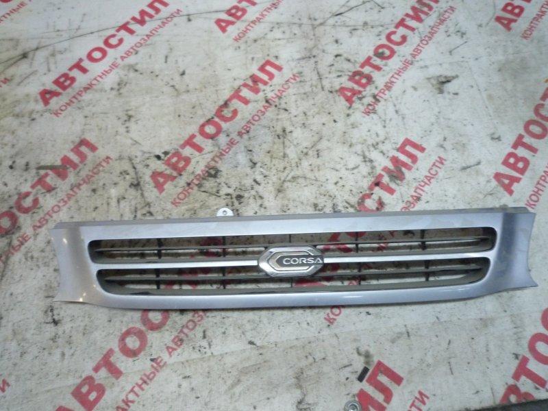 Решетка радиатора Toyota Corsa EL51, EL53, EL55, NL50 4E 1997