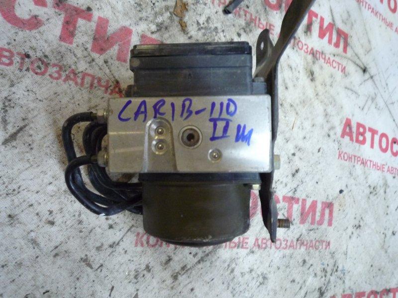 Блок abs Toyota Carib AE111N, AE115N 4A 2000