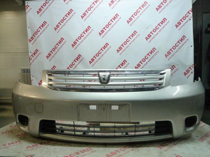 Бампер Toyota Raum NCZ20, NCZ25 1NZ 2005 передний