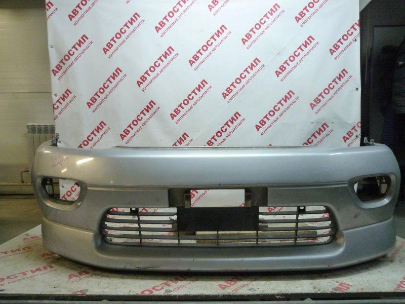 Бампер Toyota Hiace Regius RCH41W, RCH47W, KCH40G, KCH40W, KCH46G, KCH46W 3RZ 1998 передний