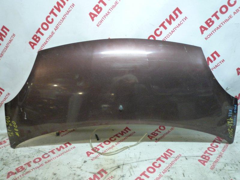 Капот Nissan Moco MG22S K6A 2006-2011