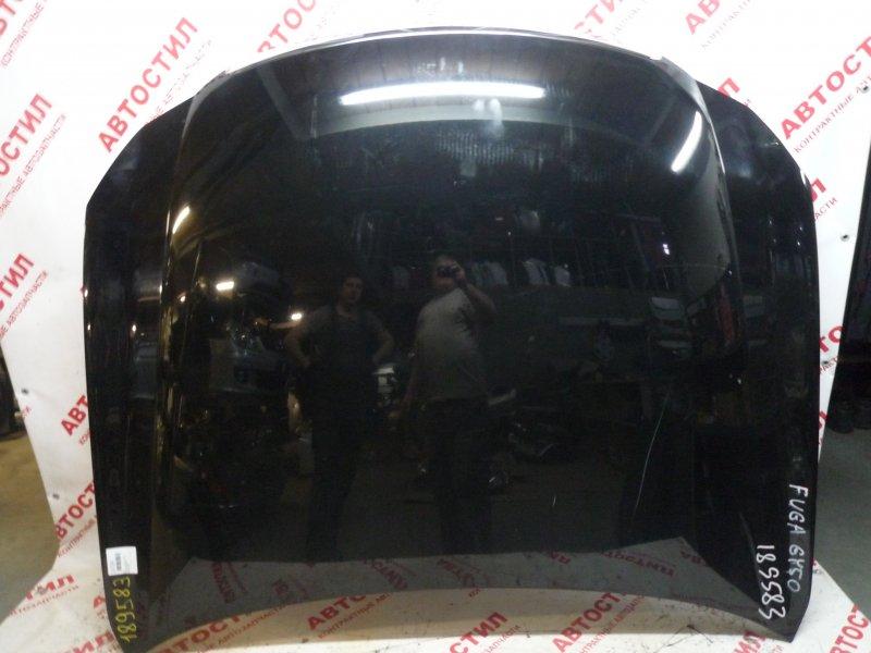 Капот Nissan Fuga GY50, PNY50, PY50, Y50 VQ25 2005
