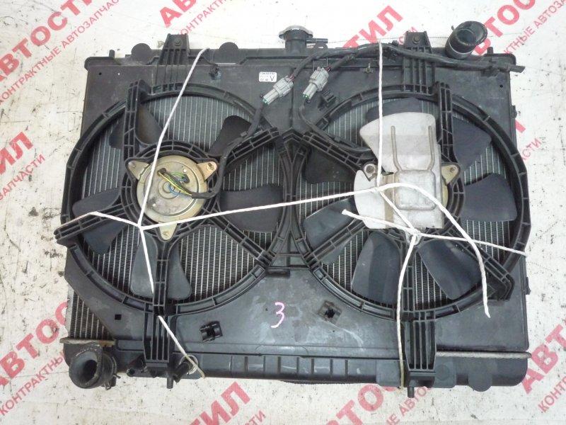 Радиатор основной Nissan Liberty PM12, PNM12, PNW12,RM12, RNM12 SR20DET 1999