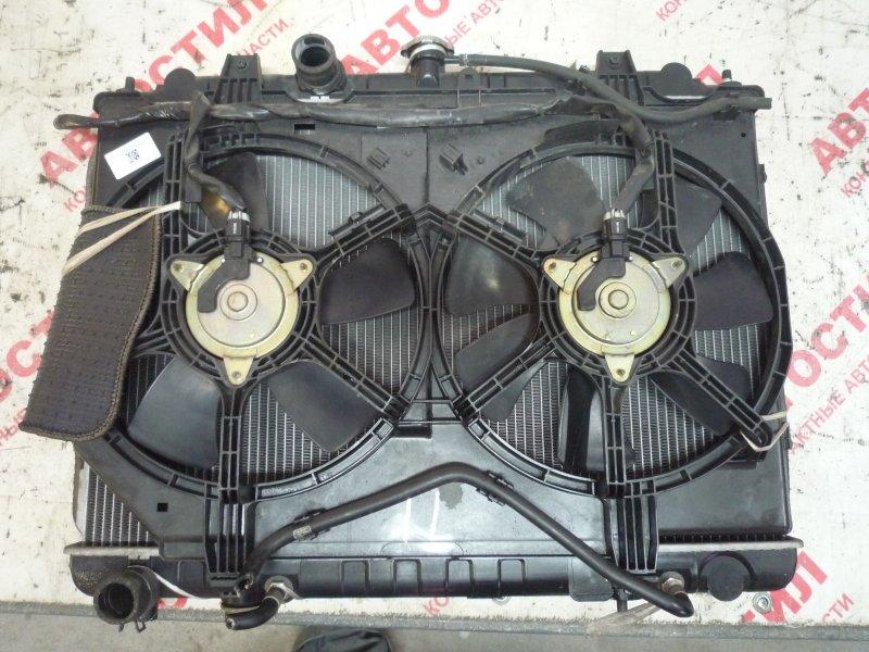 Радиатор основной Nissan Presage HU30, NU30, U30, VNU30, VU30,MU30, TNU30, TU30 QR25 2001