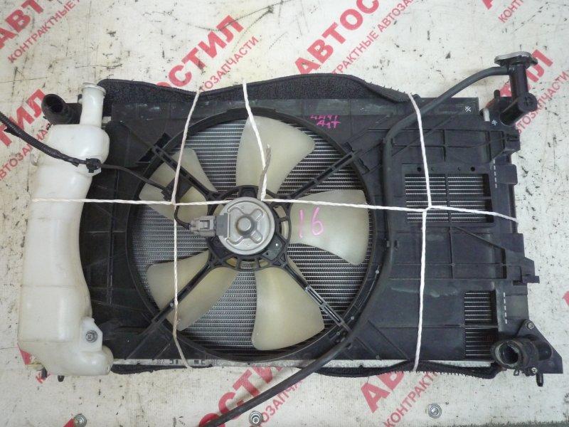 Радиатор основной Mitsubishi Colt Z25A, Z26A, Z27A, Z28A,Z23A, Z22A, Z24A,Z27AG, Z21A 4A91 2007