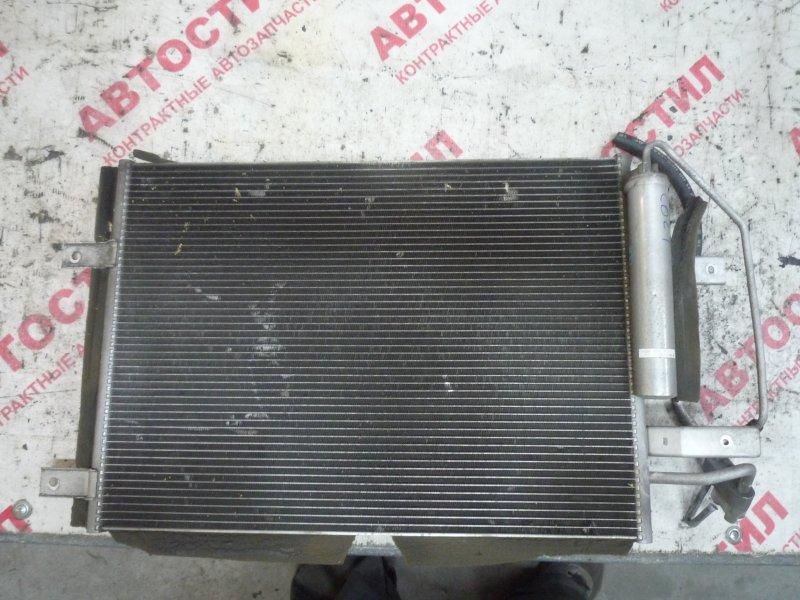 Радиатор кондиционера Mitsubishi Colt Z25A, Z26A, Z27A, Z28A,Z23A, Z22A, Z24A,Z27AG, Z21A 4A91 2006