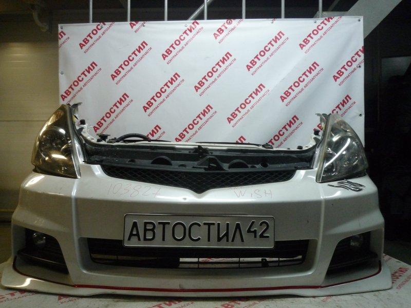 Nose cut Toyota Wish ANE10G, ANE11W, ZNE10G, ZNE14G 1ZZ 2003