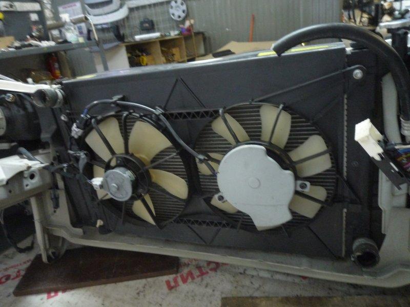 Радиатор основной Toyota Wish ANE10G, ANE11W, ZNE10G, ZNE14G 1AZ 2003