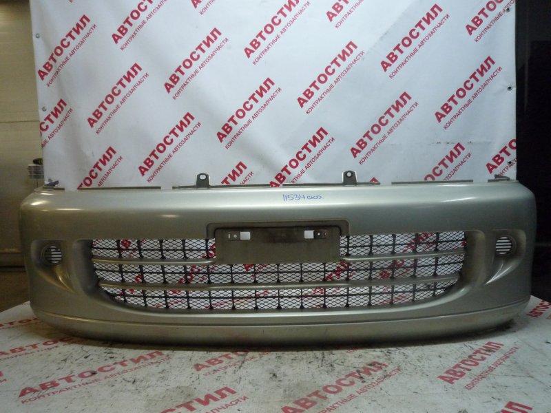 Бампер Mitsubishi Delica PA4W, PB6W, PD4W, PD6W, PF6W, PA5W, PB5W, PC5W, PD8W, PE8W, PF8W 4M40 1994-1997 передний