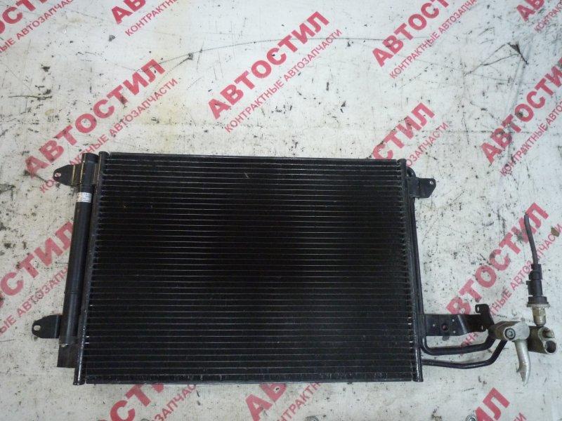 Радиатор кондиционера Volkswagen Golf MK5 BLX,BLY,AXX, BLR,BVY,BVZ, BWA,BYD,BPY 2003