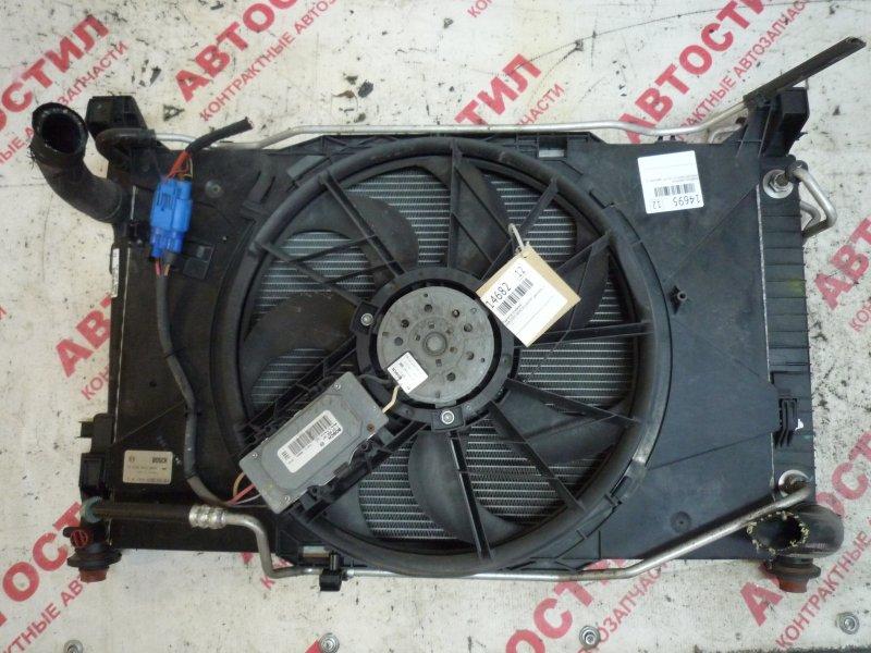 Диффузор радиатора Mercedes-Benz A-Class W169 266.940 КСЕНОН 2005