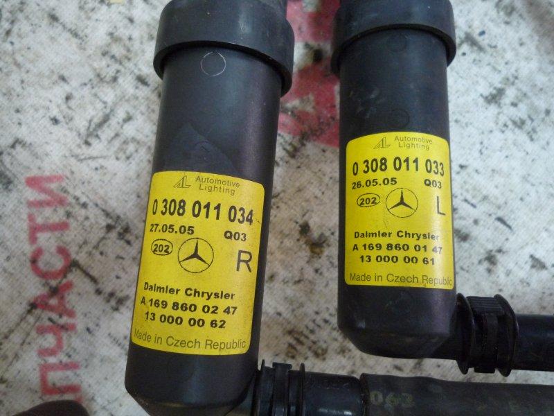 Форсунка омывателя фар Mercedes-Benz A-Class W169 M266 E17 GA 2005