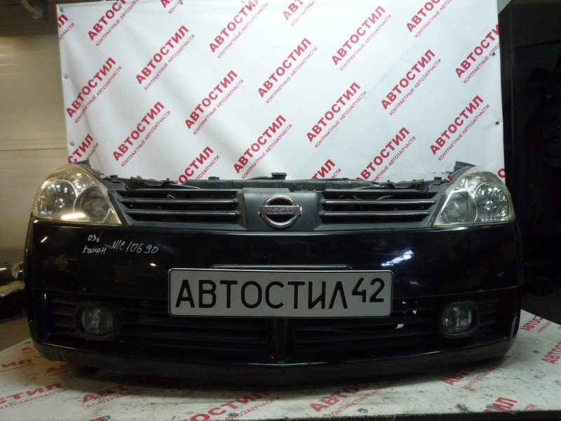 Nose cut Nissan Wingroad WFY11, WHNY11, WHY11, WPY11,WRY11 QG15 2003