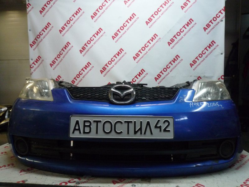 Nose cut Mazda Demio DY3R, DY3W, DY5R, DY5W ZY 2005