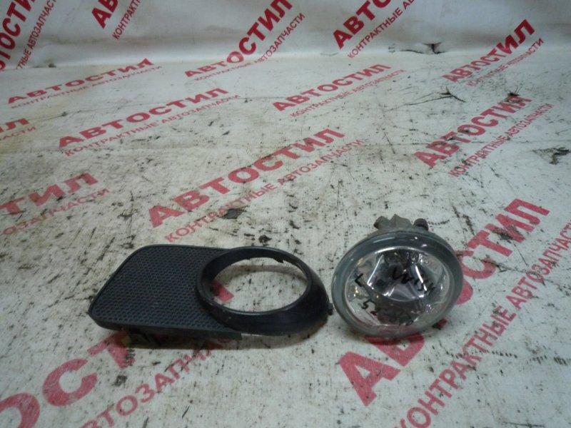Туманка Toyota Wish ANE10G, ANE11W, ZNE10G, ZNE14G 1ZZ 2003 левая