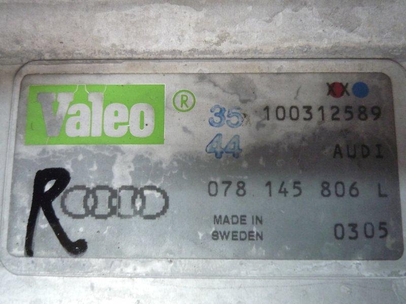 Интеркулер Audi A6 Allroad C5 BES 2003