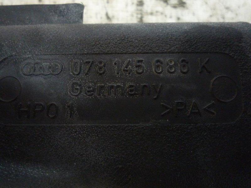 Патрубок интеркуллера Audi A6 C5 BES 2003 правый верхний
