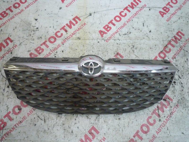Решетка радиатора Toyota Duet M100A, M101A, M110A, M111A EJ 2003