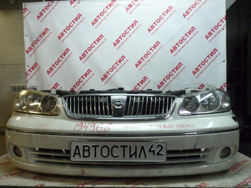 Nose cut Nissan Bluebird Sylphy TG10, FG10, QNG10, QG10 QG18 2005